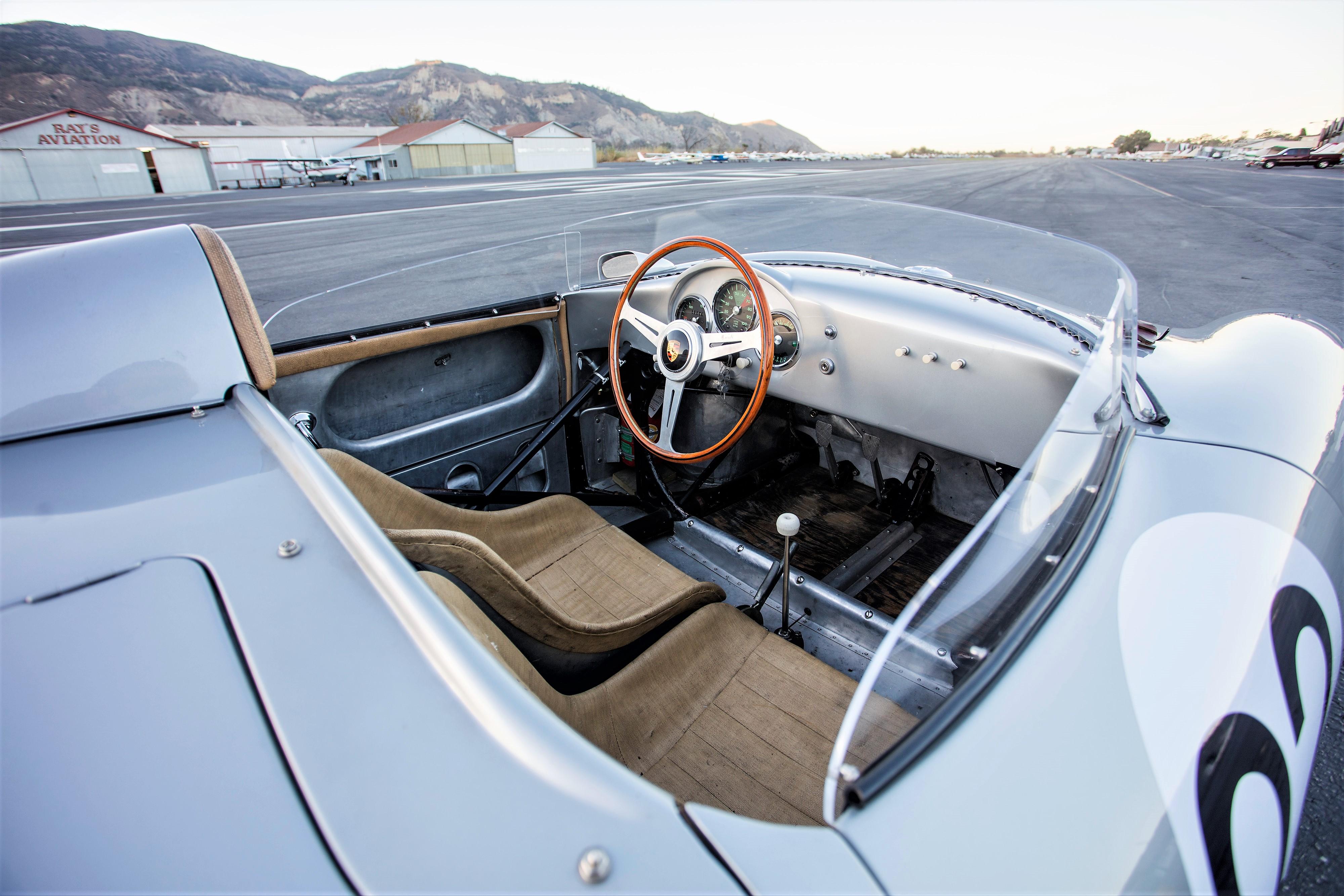 , Historic Porsche 550A Spyder race car slated for Bonhams' Scottsdale auction, ClassicCars.com Journal