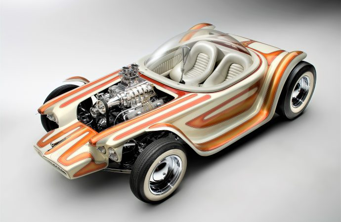 Custom classics of Big Daddy Roth announced for 2018 Amelia Concours