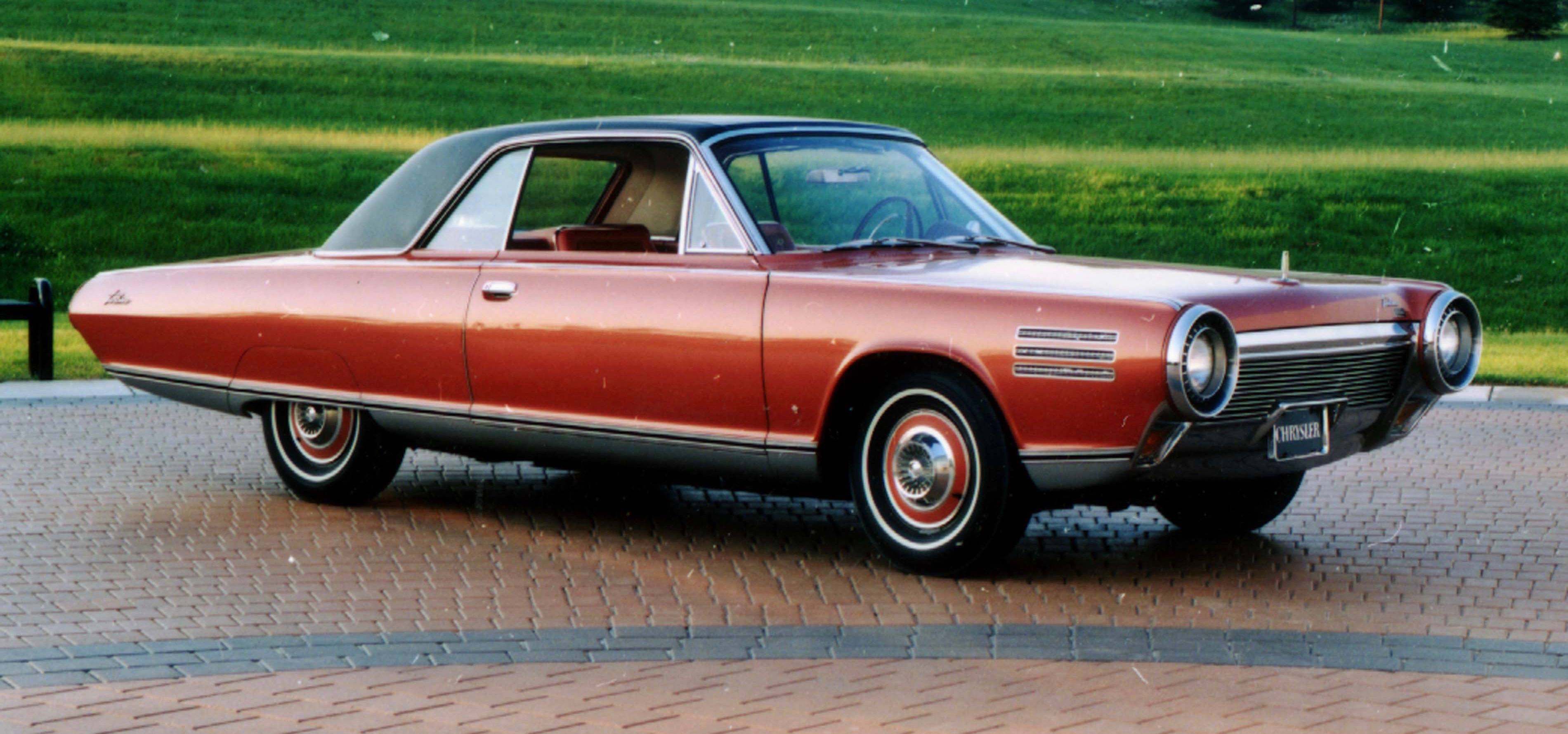 Top 10 American concept cars of 1960s - ClassicCars.com Journal