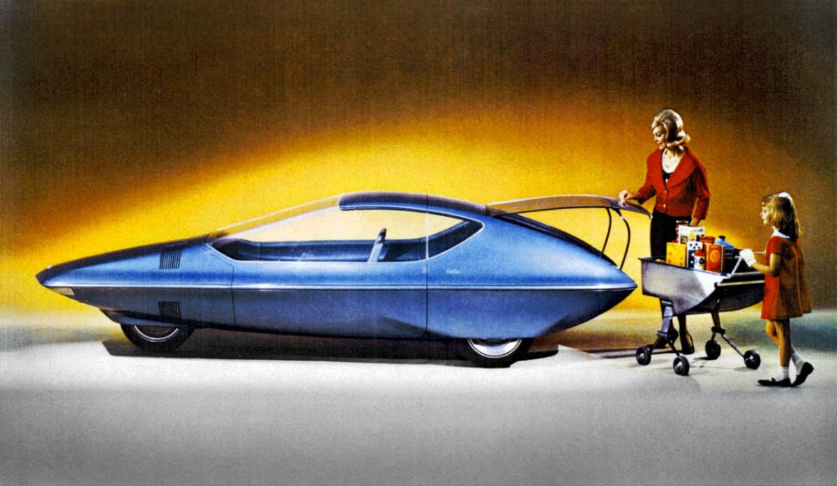 , Top 10 American concept cars of 1960s, ClassicCars.com Journal