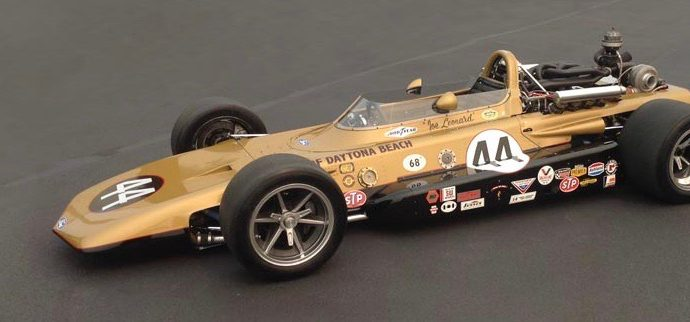 Yunick, Gurney Indy cars join Worldwide's Scottsdale auction docket