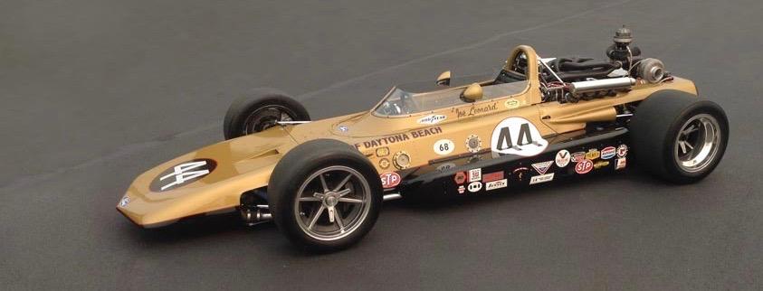 Gurney, Yunick Indy cars join Worldwide's Scottsdale auction docket