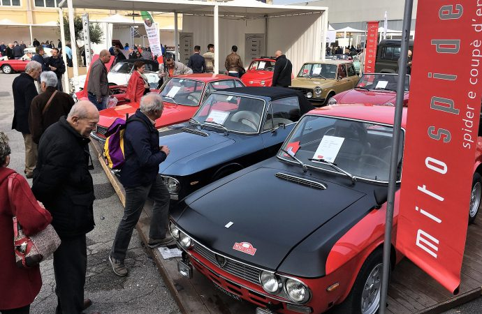 Some bargain buys at Padova motor show