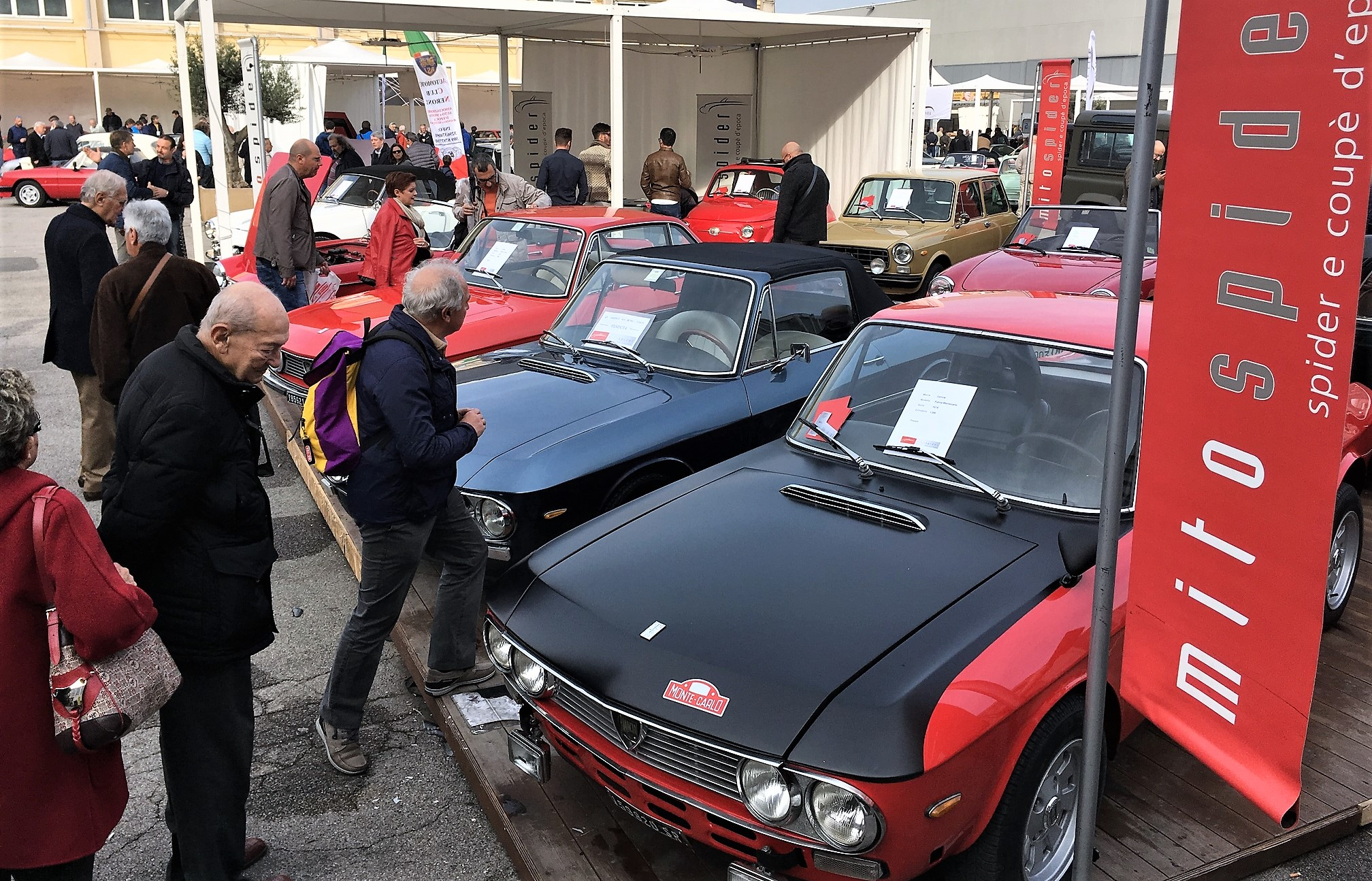 Some bargain buys at Padova motor show - ClassicCars.com Journal