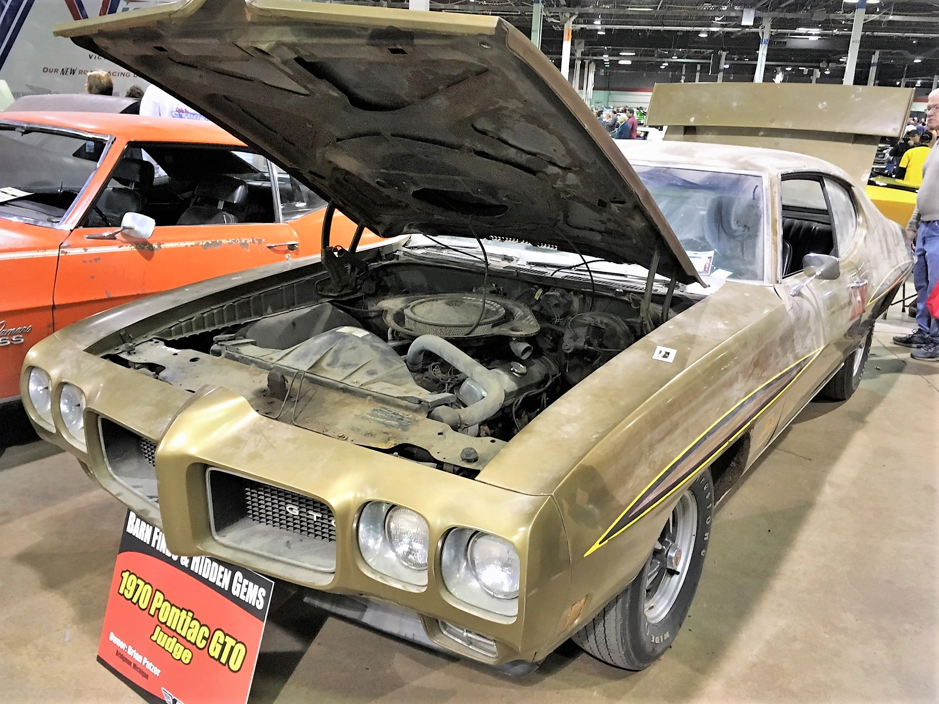 Muscle Car and Corvette Nationals brings out best performance cars