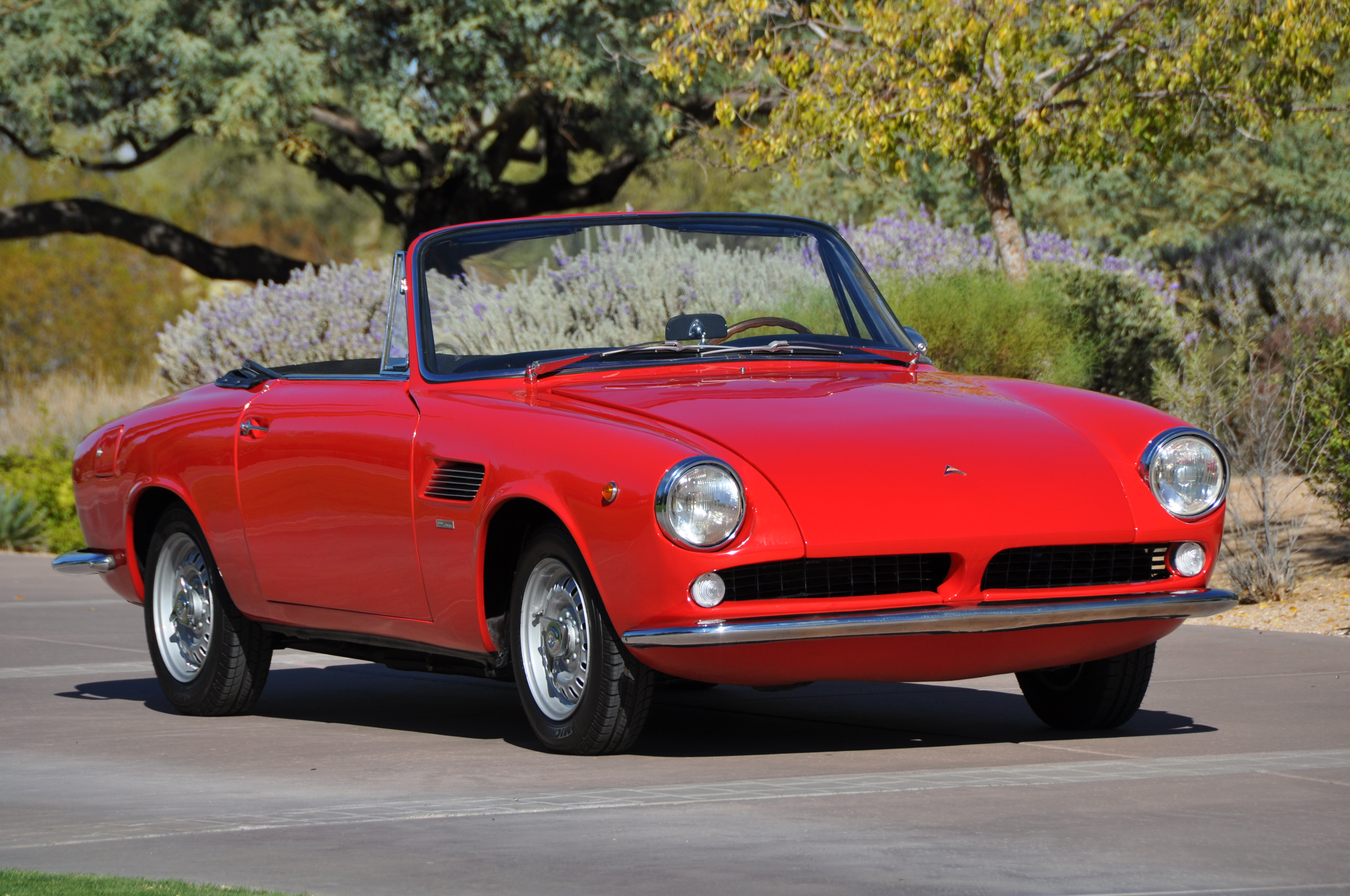 'Ferrarini' ASA Spider on Russo and Steele Scottsdale docket