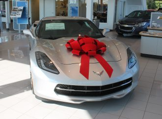 Are you giving someone a car this holiday season?