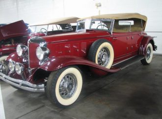 Old Car Heaven museum collection going to Tom Mack auction