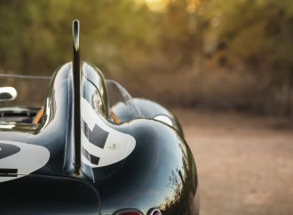 RM Sotheby's announces ex-Moss 1954 Jaguar D-type for 2018 Arizona auction