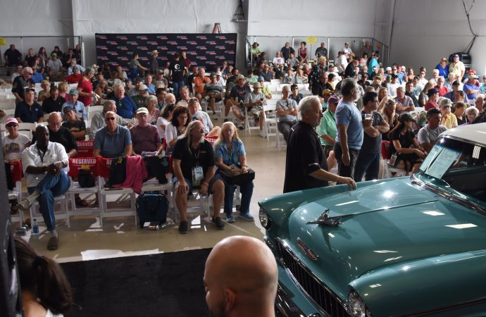 1964 Corvette tops Carlisle's Florida fall sale