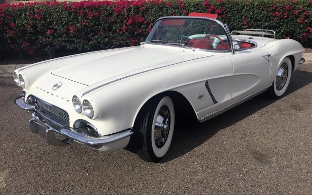 New owners applying resto-mod update to Silver Auctions Arizona