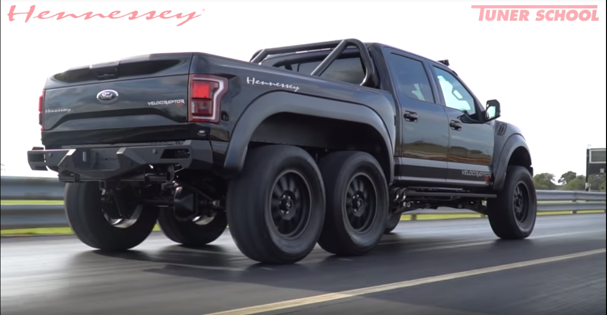 Why would anybody want a 6x6 VelociRaptor? ClassicCars.com Journal
