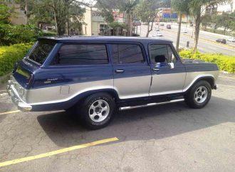 Vintage Veraneio: Brazilian-built Chevrolet SUV