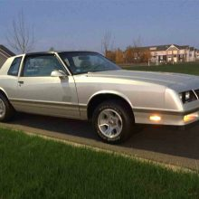 1988 Chevy Monte Carlo is an immaculate, low-mileage survivor