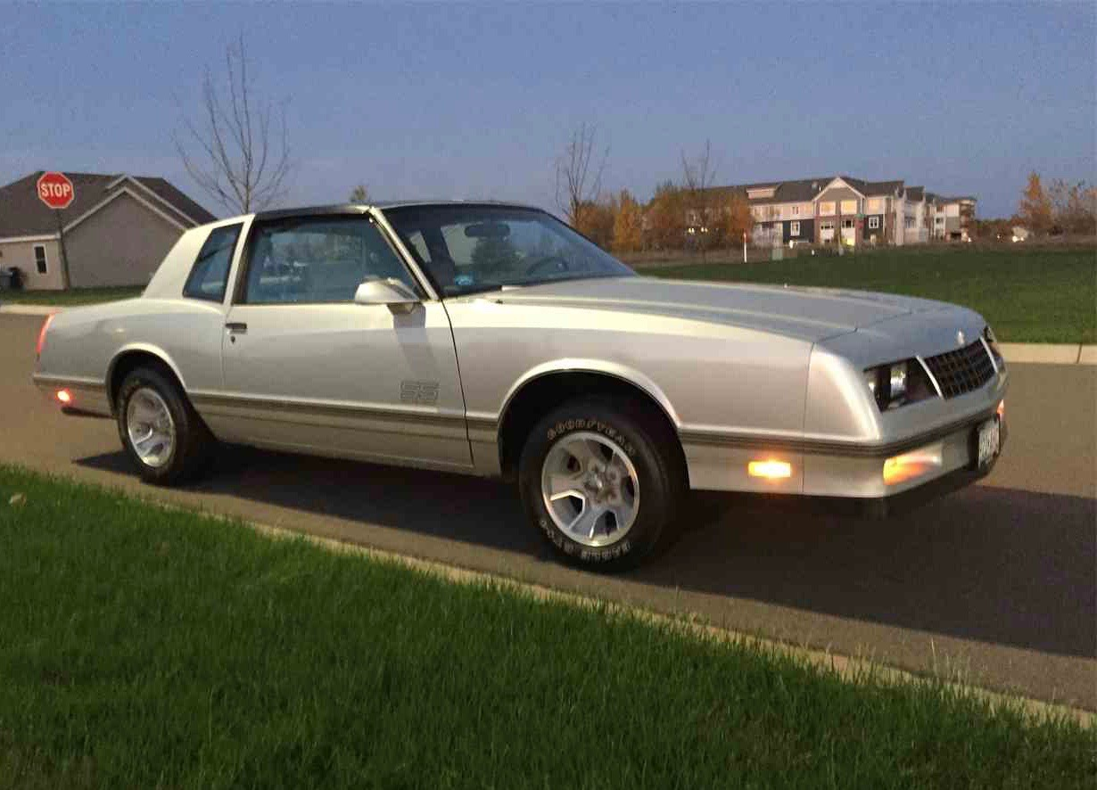 1988 Chevy Monte Carlo Is An Immaculate Low Mileage Survivor Classiccars Com Journal