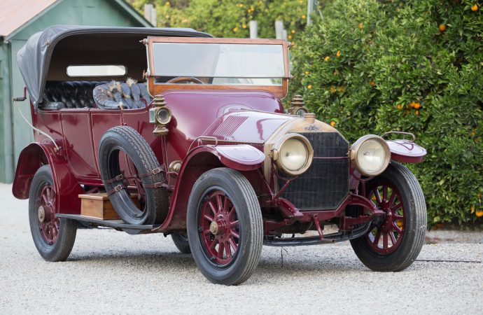 Bothwell collection tops $13.7 million, led by record-setting Peugeot racer