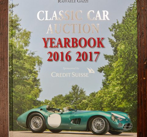 Yearbook presents its annual pulse of the collector car auction marketplace