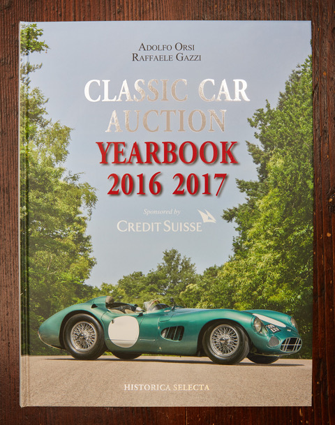 The Classic Car Auction Yearbook presents its annual pulse | ClassicCars