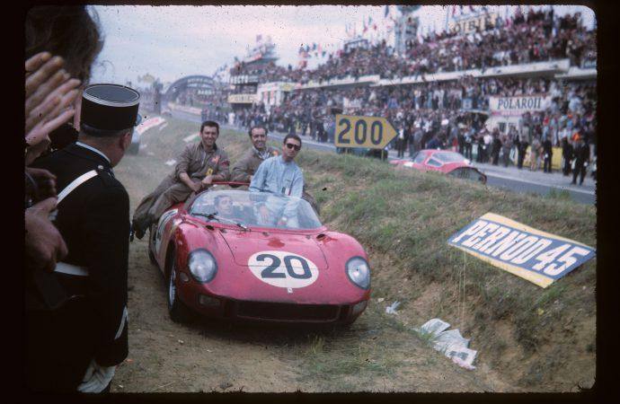Le Mans-winning 1964 Ferrari 275 P to headline Artcurial's Retromobile sale