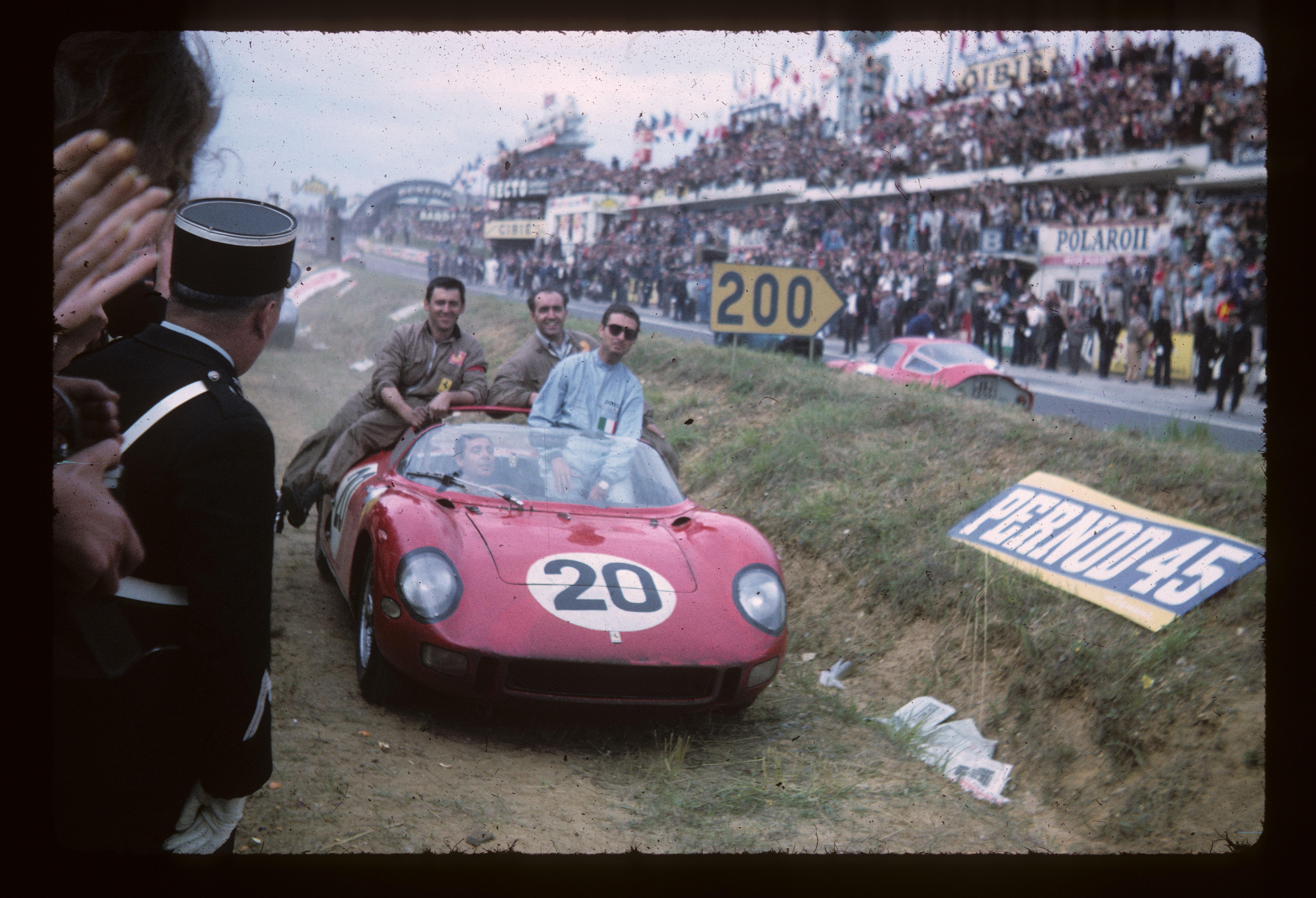 Le Mans-winning 1964 Ferrari 275 P to headline Artcurial\'s ...