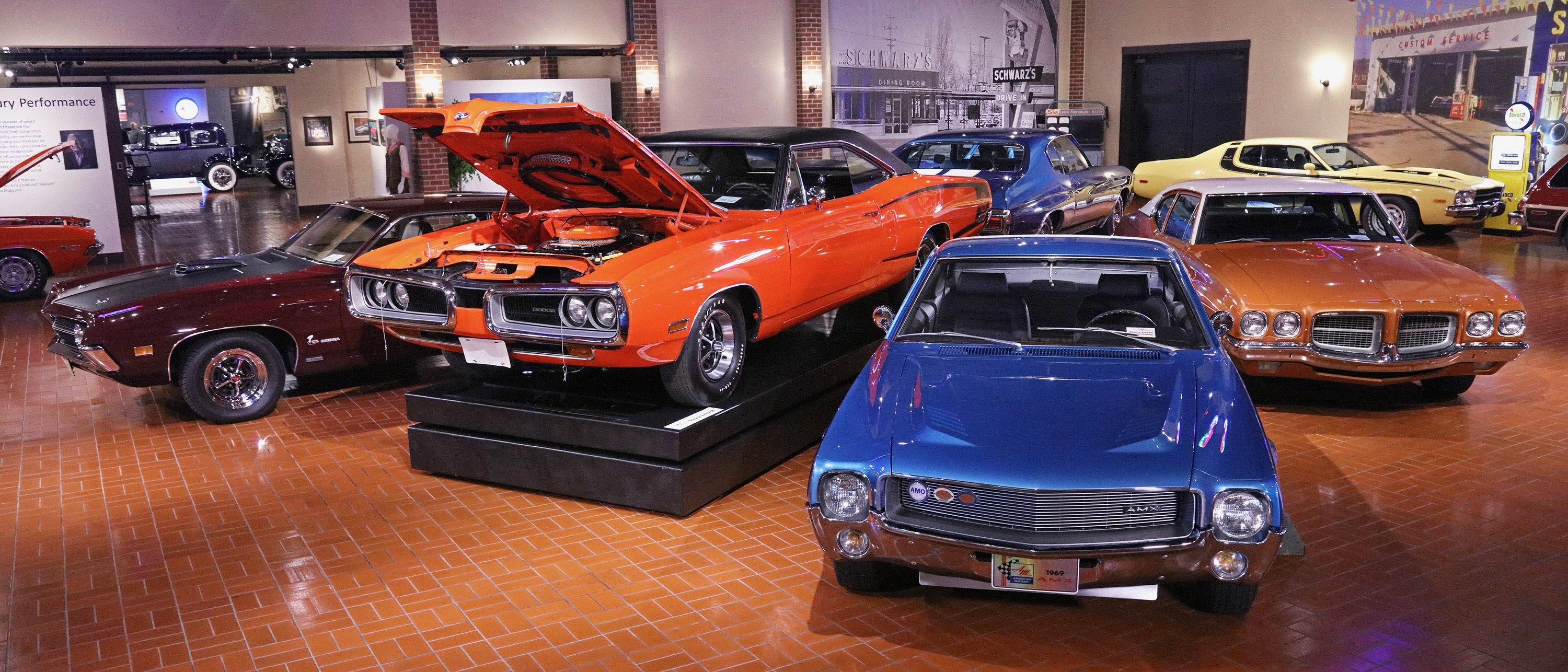 Muscle cars featured in 2018 at the Gilmore museum | ClassicCars.com