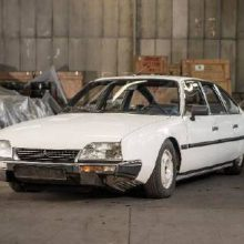 Citroen museum staging an auction before its moving day