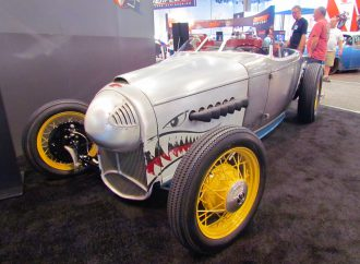 SEMA Seen: Chip Foose's P-32 hot rod