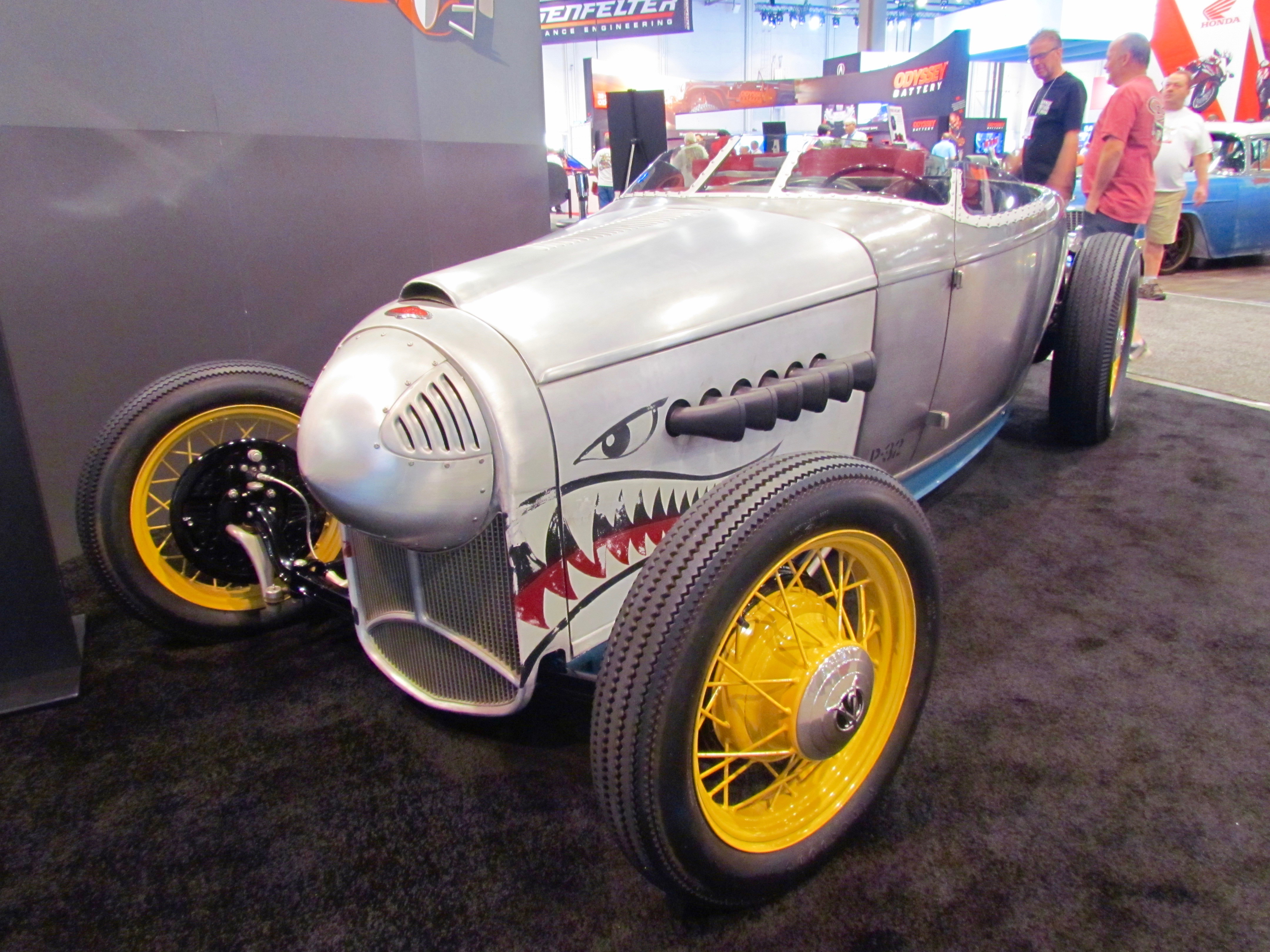 SEMA Seen: Chip Foose P-32 hot rod | ClassicCars.com Journal
