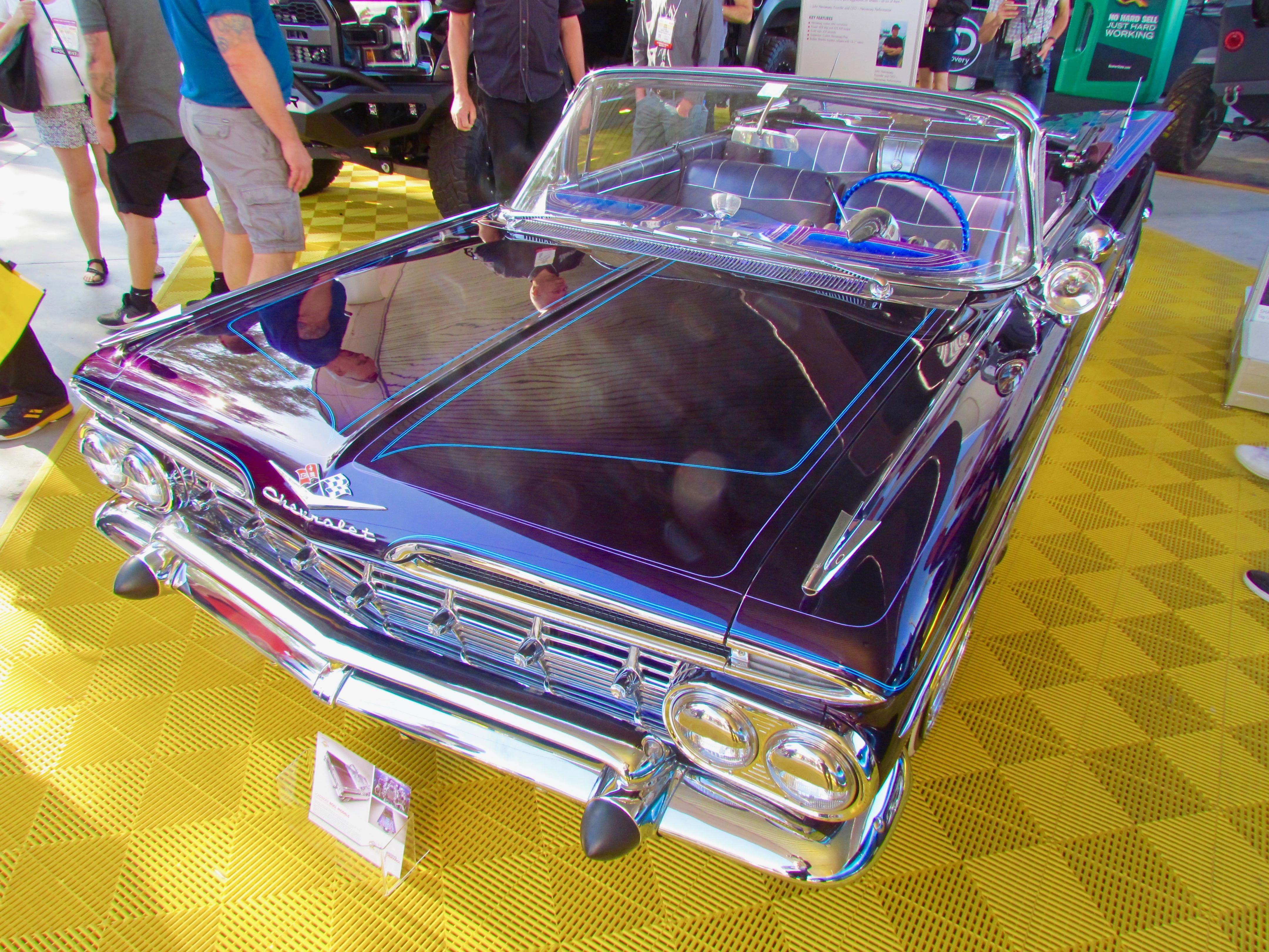 war veteran 1959 impala