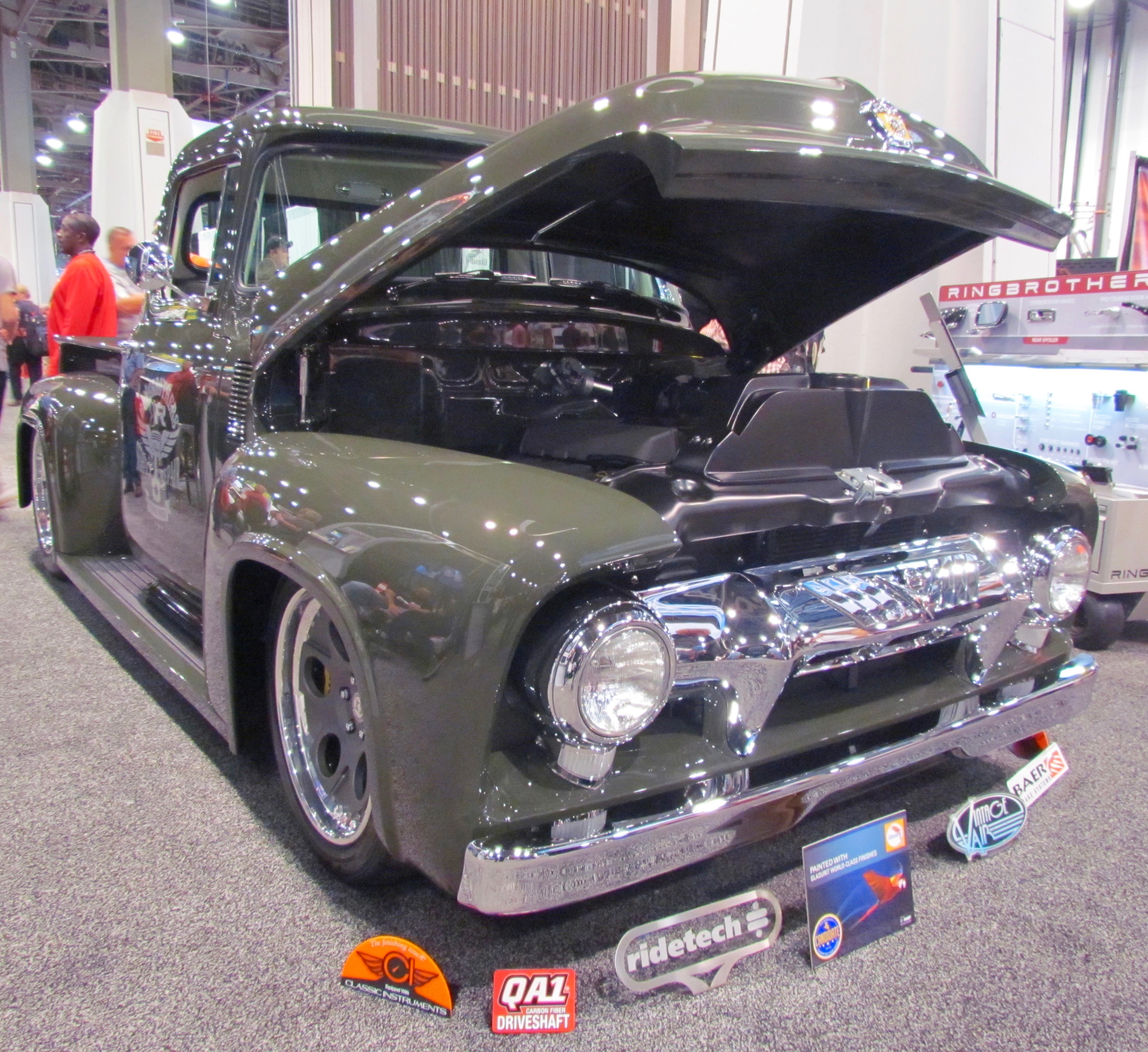 SEMA Seen: See the Ringbrothers cars at this show, not on a TV series