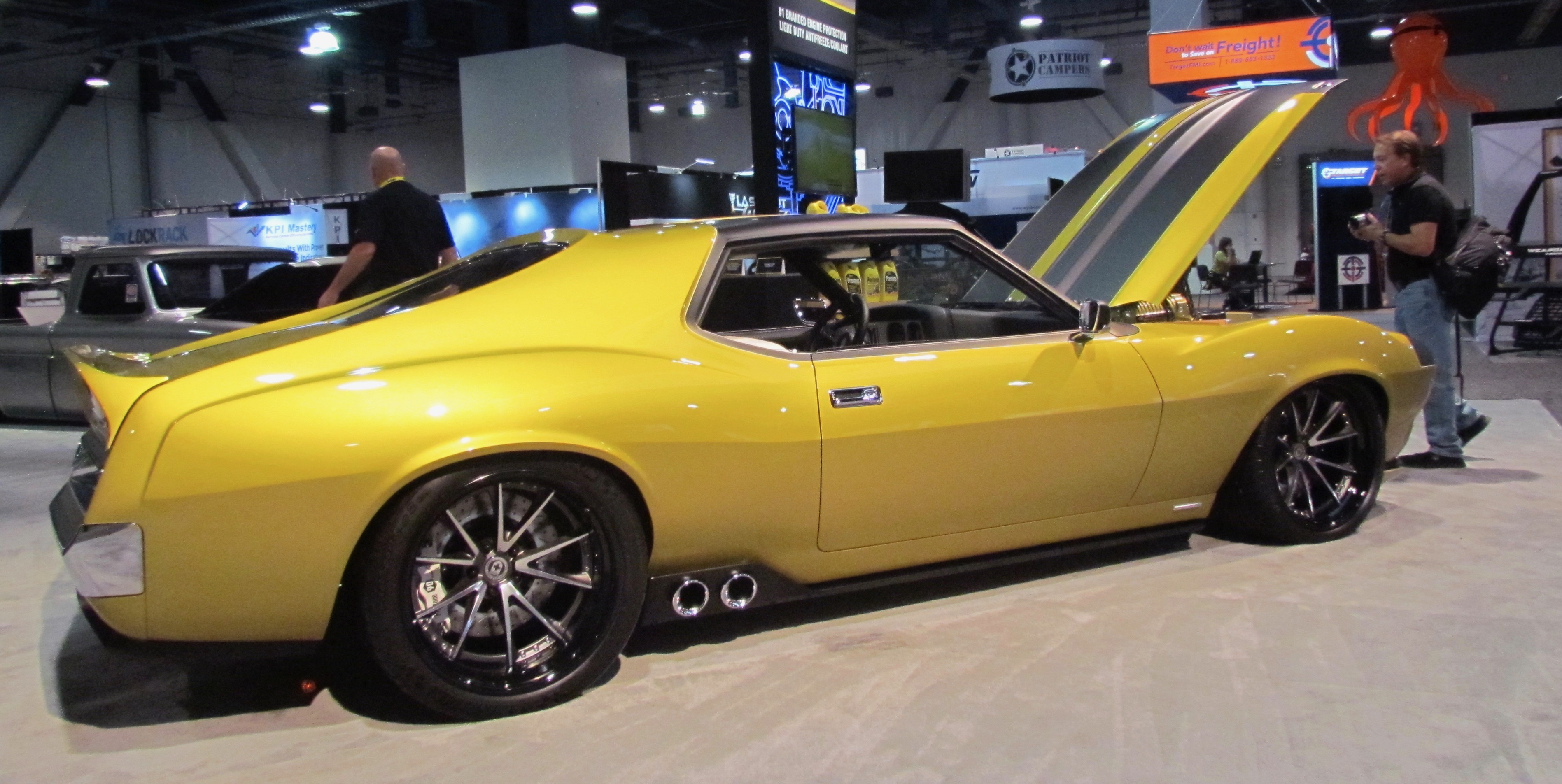 SEMA Seen: See the Ringbrothers cars at this show, not on a