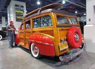 More of Larry's likes at Mecum's Las Vegas auction