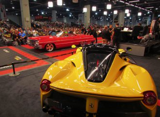 Mecum's inaugural Las Vegas auction sells 557 vehicles for $22 million