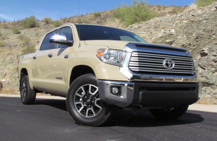 Tundra's a big, tough Texas-built truck, but with a delightful soft side