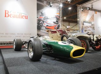 Third time truly a charm for Interclassics in Belgium