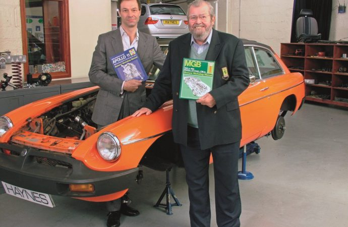Whether Ford Falcon or Millennium Falcon, Haynes has a manual