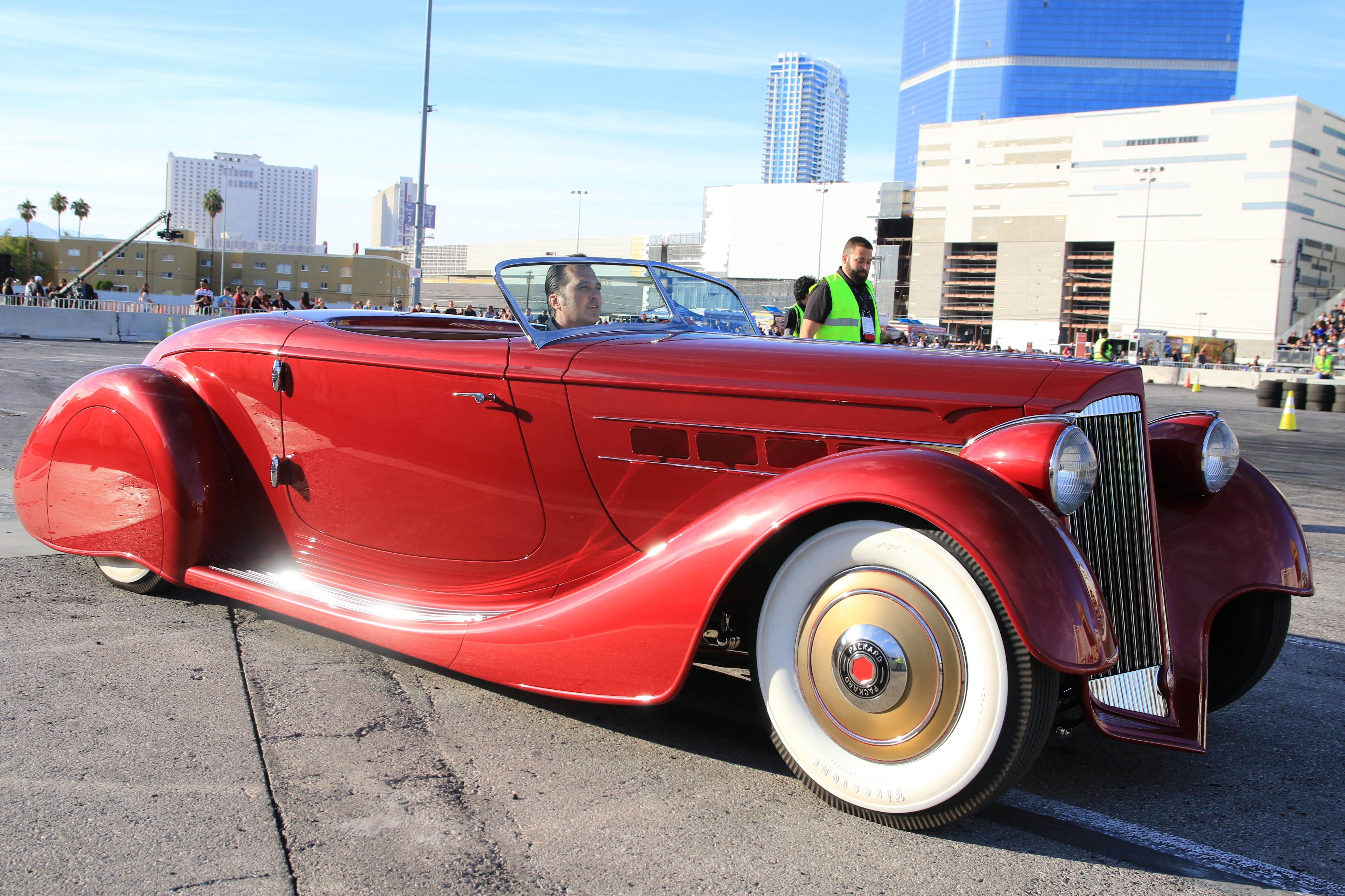 Troy Trepanier\'s 1929 Model A Tudor takes SEMA Battle of the ...