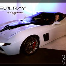Pictures Of The Devilray New Classic Car