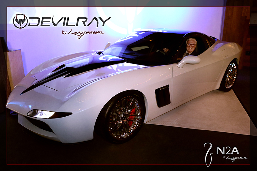 Devilray: The 'new classic' from N2A Motors and Gene Langmesser