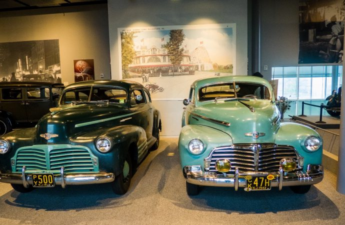 They're only original once: America on Wheels features survivor cars
