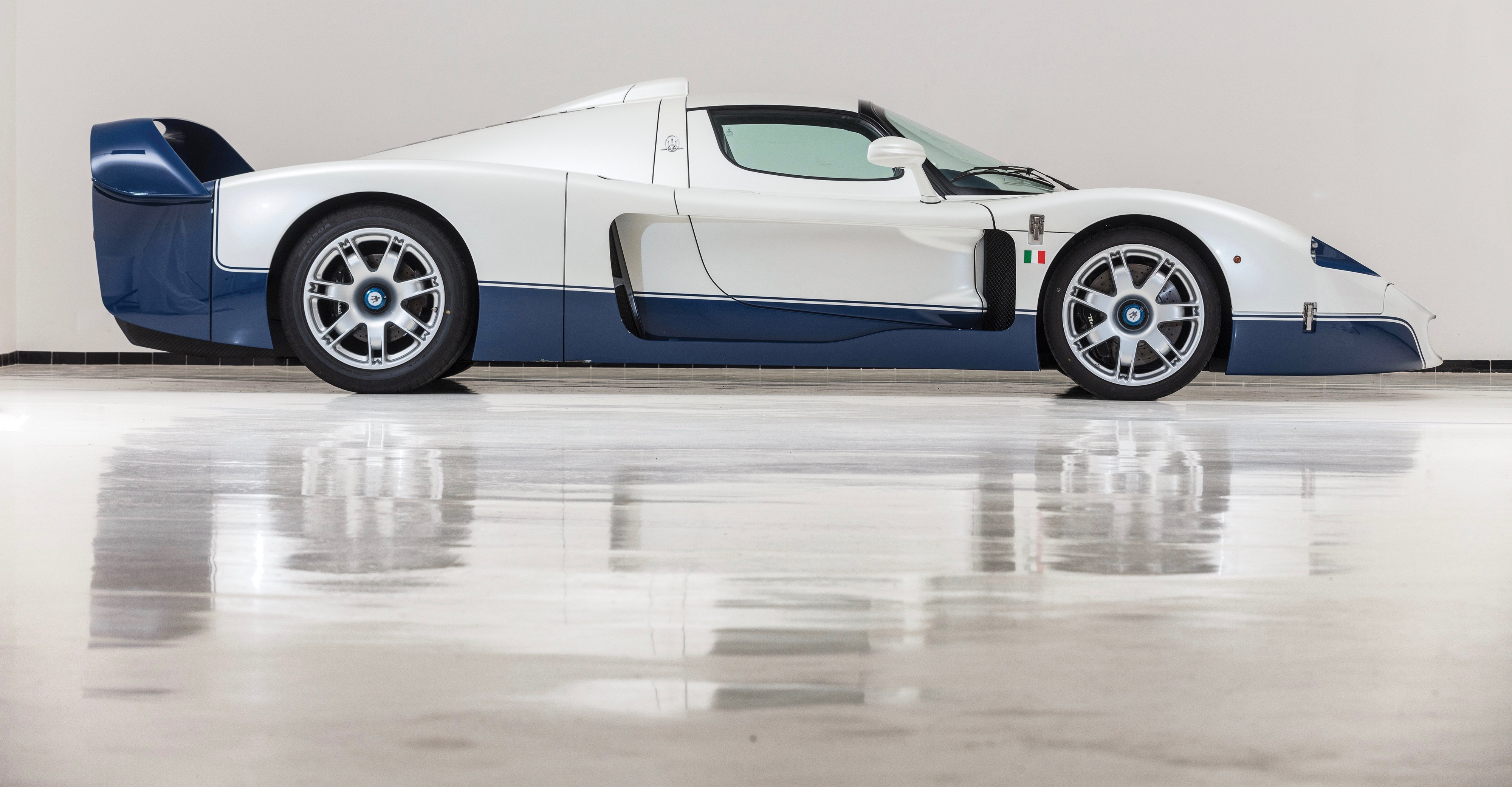 No reserve consignment Bugatti and Maserati at Sotheby's Paris