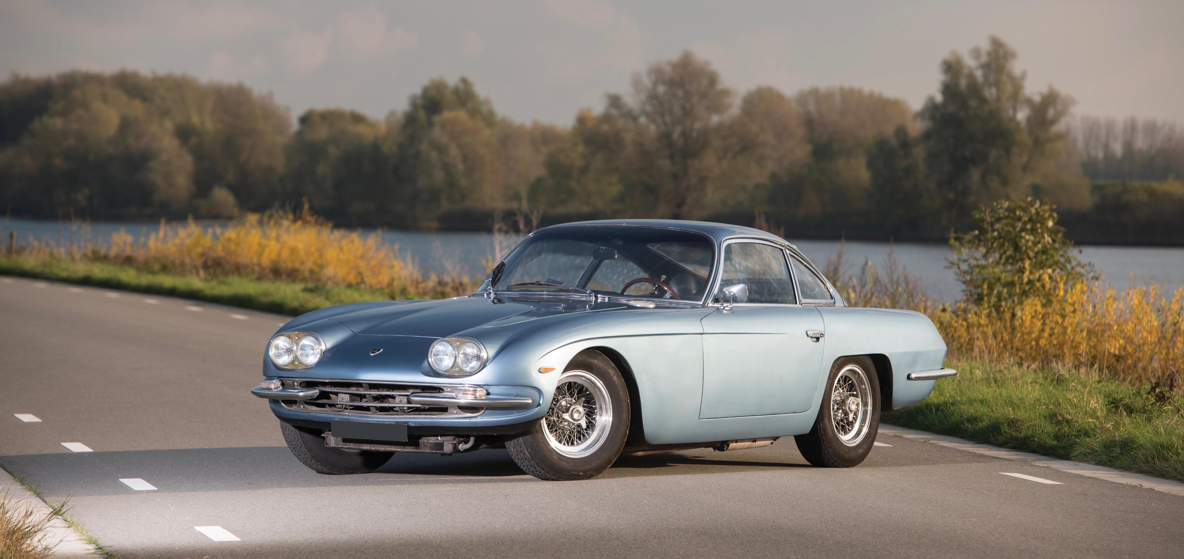 No reserve consignment Bugatti and Maserati at Sotheby's Paris
