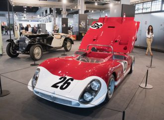 Winter's approach takes European classic car fans indoors and to Italy