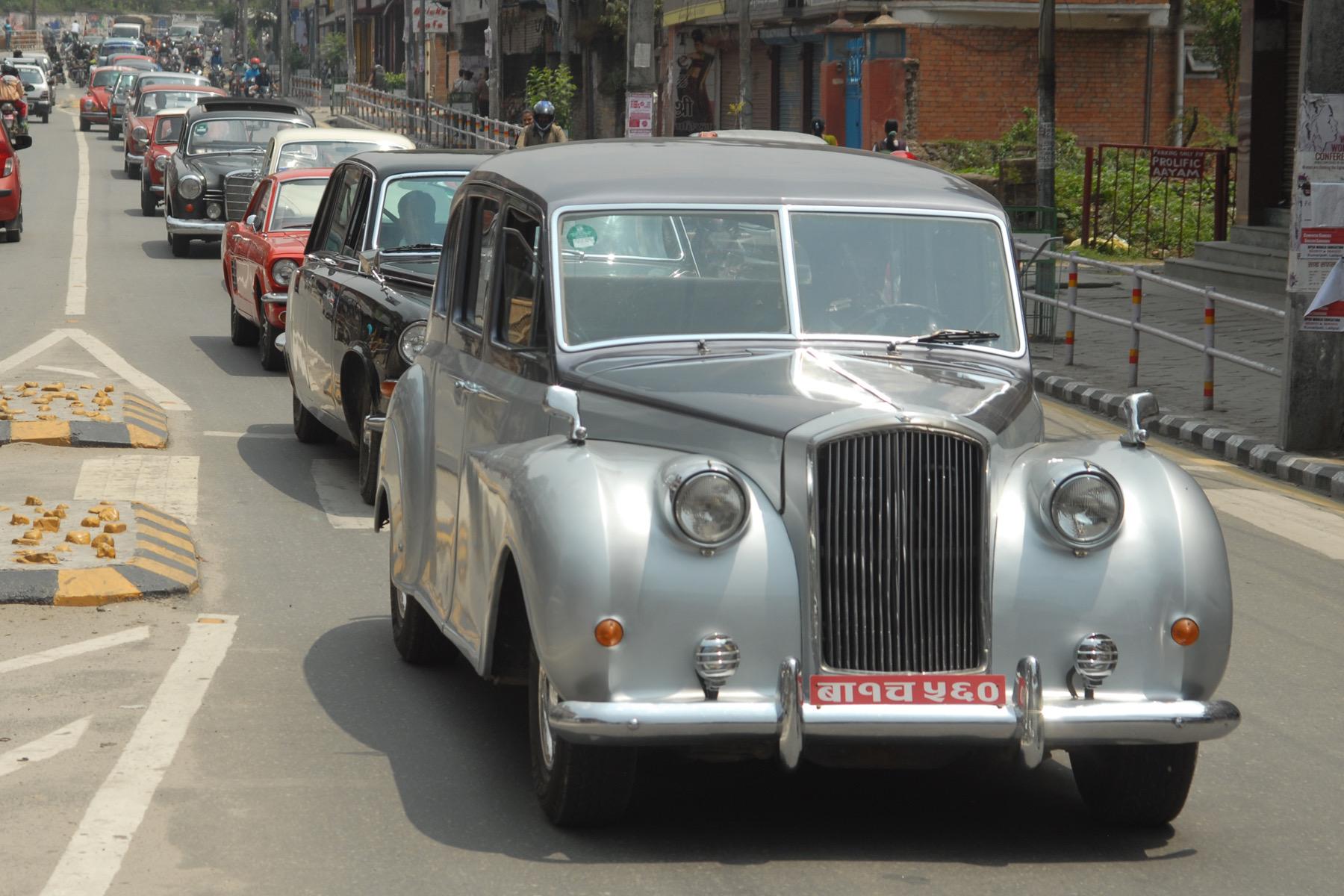 FIVA adds Nepal, Namibia and Bosnia & Herzegovina to global car club
