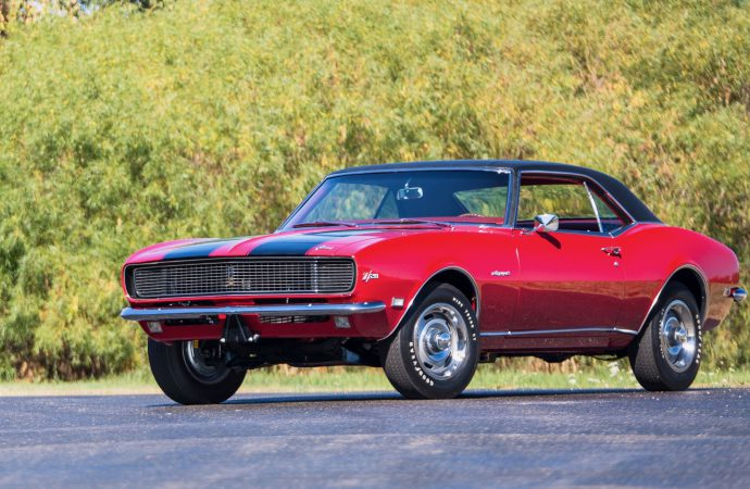 Mecum heads to Kansas City for its final auction of 2017