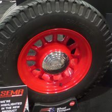 SEMA product spotlight: Finally, new O.E. steel wheels for classic trucks