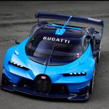 American collector snaps up Bugatti Vision GT concept
