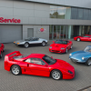 Select Ferrari dealers now authorized to maintain and repair older Ferraris