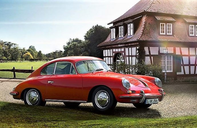 Porsche Classic wants to alarm your car