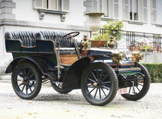 Veteran vehicles do very well at Bonhams' annual London to Brighton auction